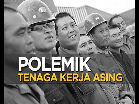 Polemik Tenaga Kerja Asing, img source: youtube